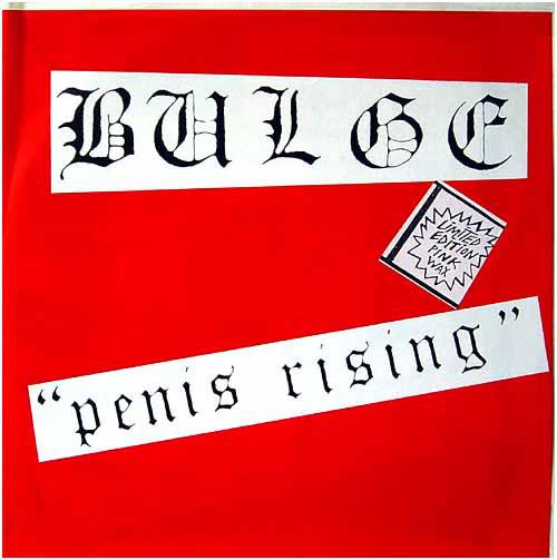 Bulge - Penis Rising - 1991