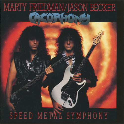 Cacophony - Speed Metal Symphony - 1987
