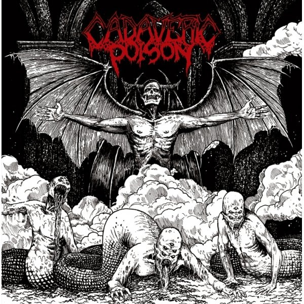 Cadaveric Poison - Fight For Evil  - 2014