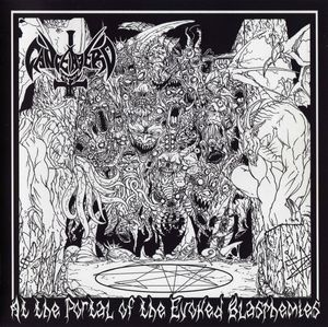 Cancerbero - At The Portal Of The Evoked Blasphemies - 2012