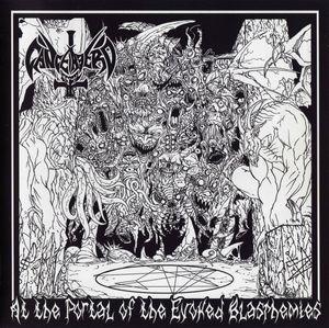 Cancerbero - At The Portal Of The Evoked Blasphemies - 2012