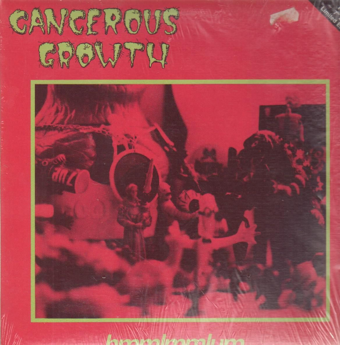 Cancerous Growth - Hmmlmmlum... 1987