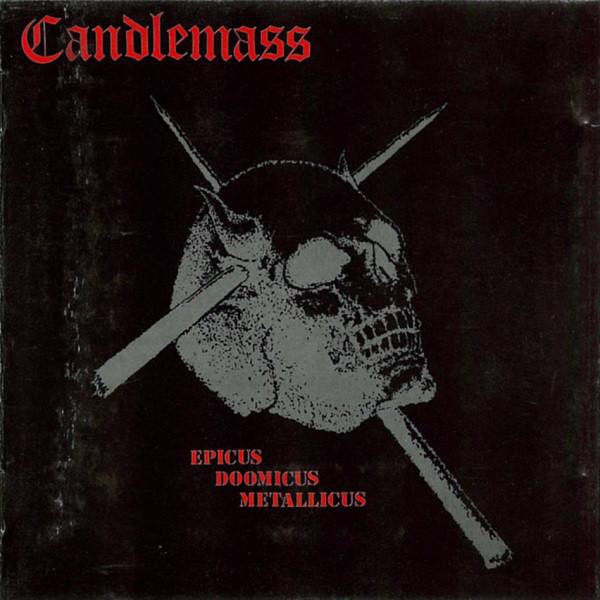 Candlemass - Epicus Doomicus Metallicus - 1986