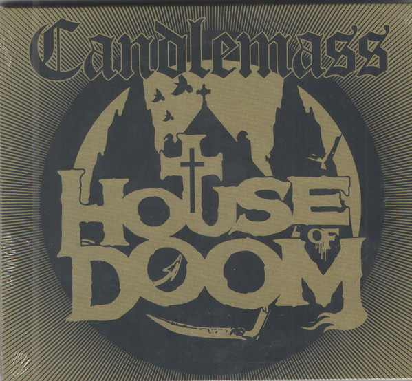 Candlemass - House Of Doom - 2018