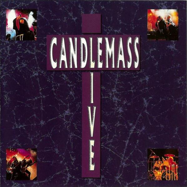 Candlemass - Live - 1990