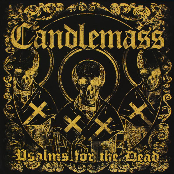 Candlemass - Psalms For The Dead - 2012