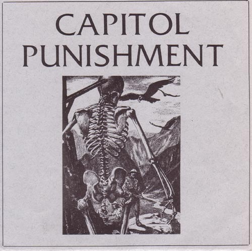 Capitol Punishment - Capitol Punishment 1983