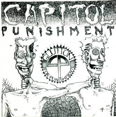 Capitol Punishment - Glutton For Punishment EP 1988