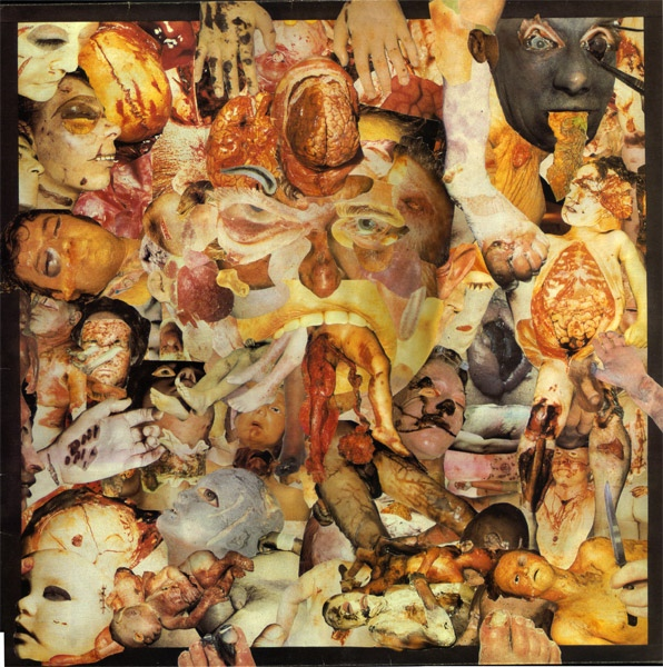 Carcass - Reek Of Putrefaction - 1988