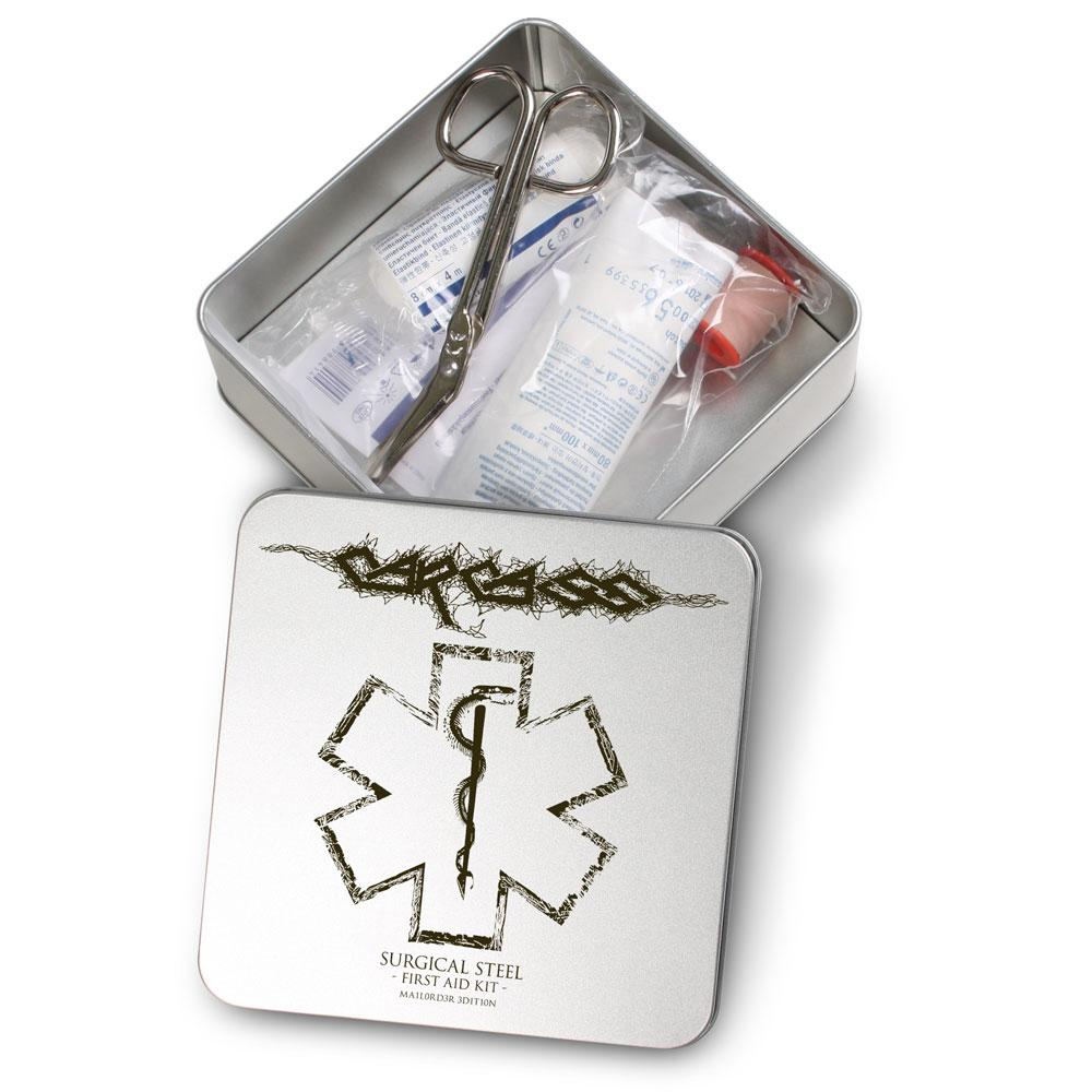 Carcass - Surgical Steel (First Aid Kit) - 2013