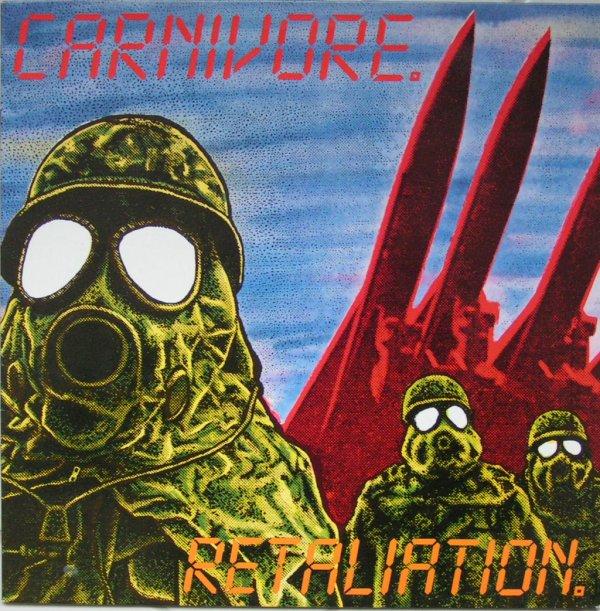 Carnivore - Retaliation 1987