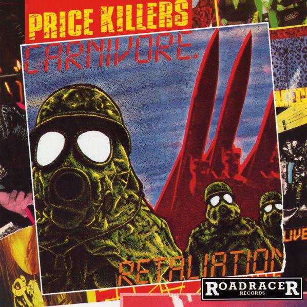 Carnivore - Retaliation - 1987