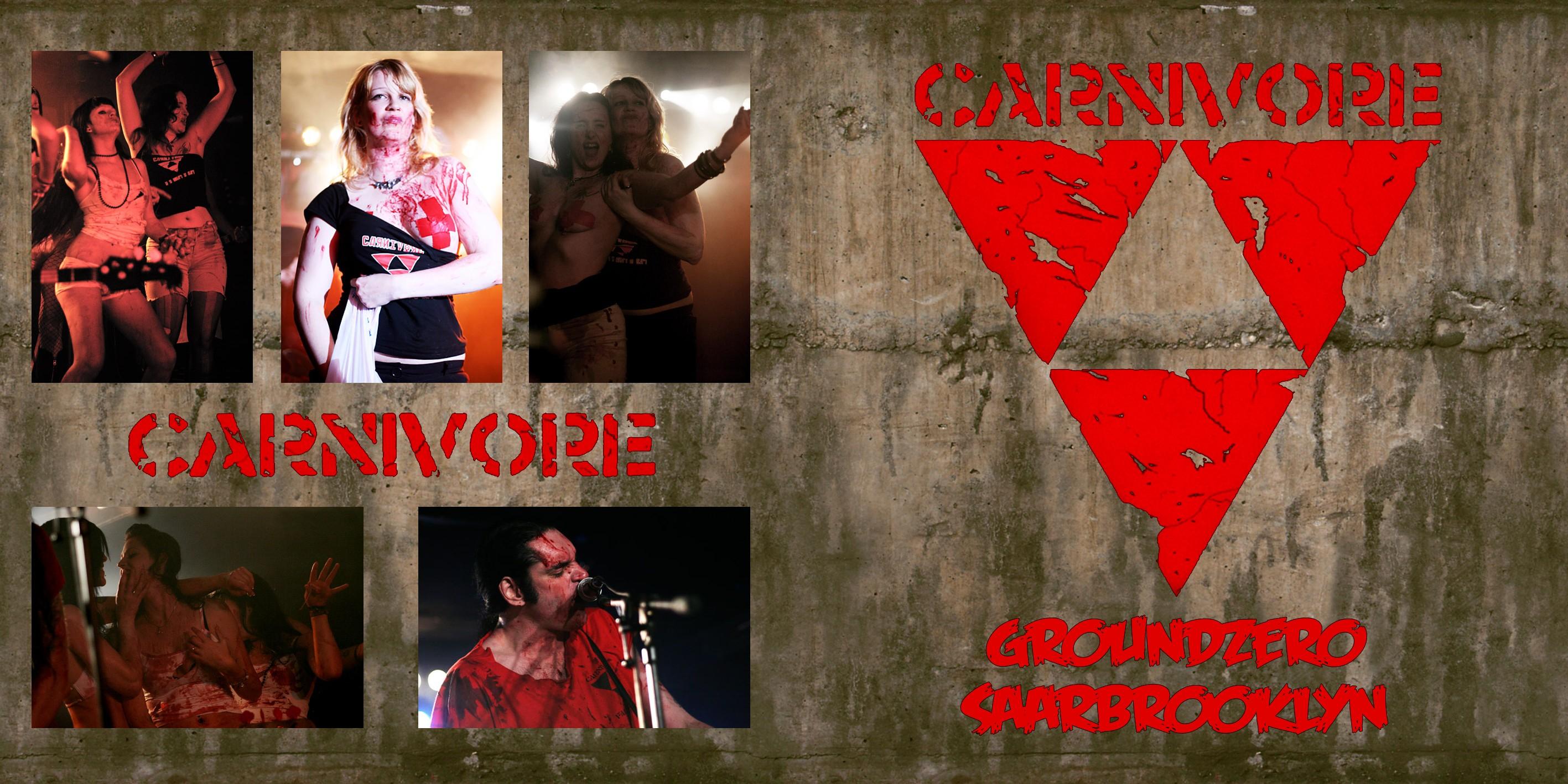 Carnivore - Live - 2007