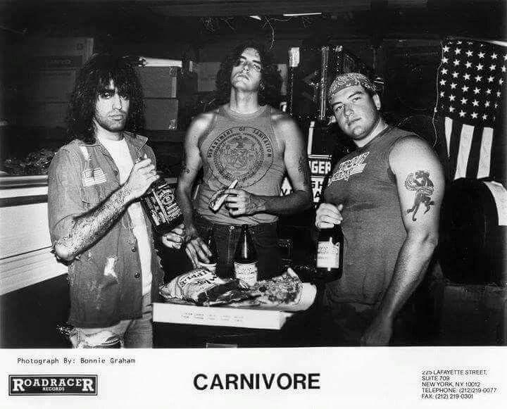 Carnivore - Live - 1989