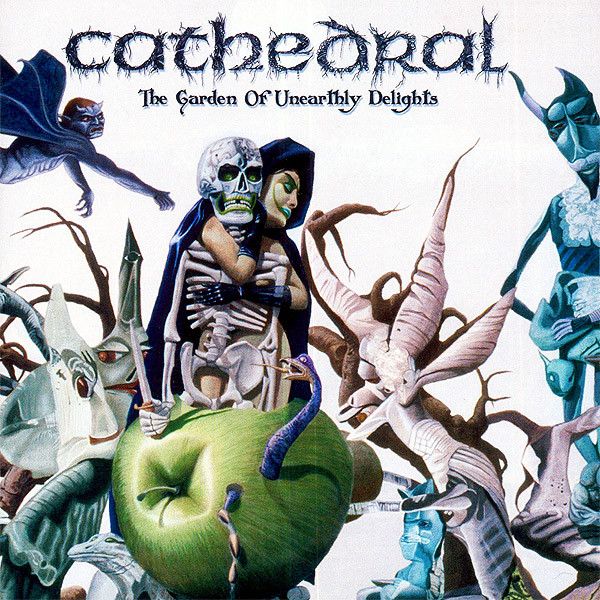 Cathedral - The Garden Of Unearthly Delights - 2005