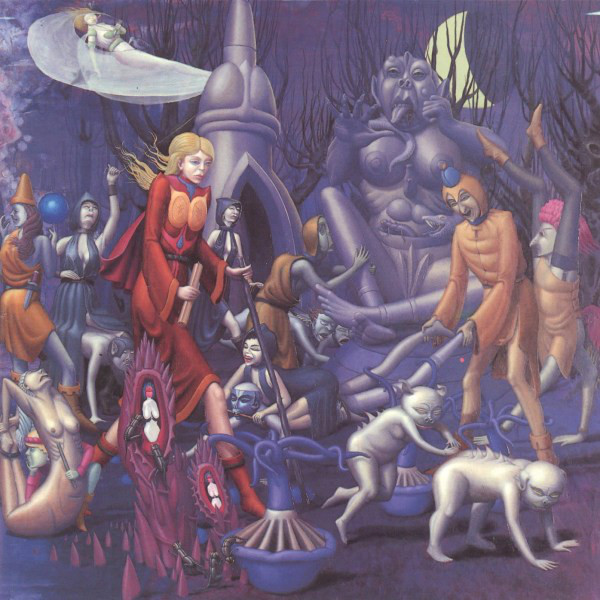 Cathedral - Forest Of Equilibrium - 1991