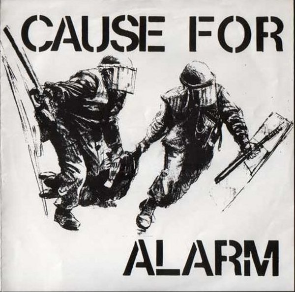 Cause For Alarm - Cause For Alarm 1983