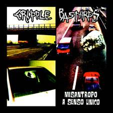 Cripple Bastards - Misantropo A Senso Unico - 2000