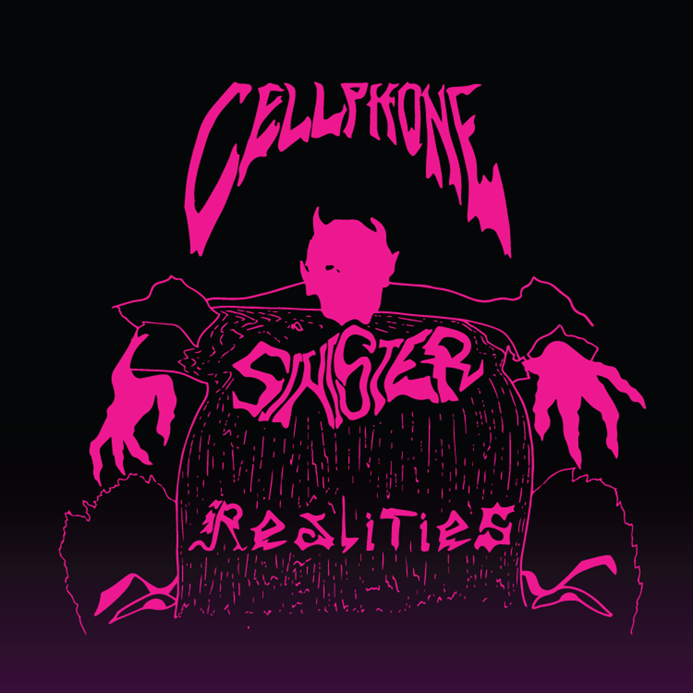 Cellphone - Sinister Realities - 2018