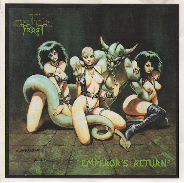 Celtic Frost - Morbid Tales / Emperor's Return - 1988
