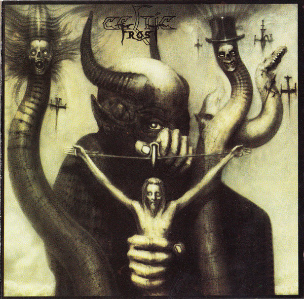 Celtic Frost - To Mega Therion - 1986