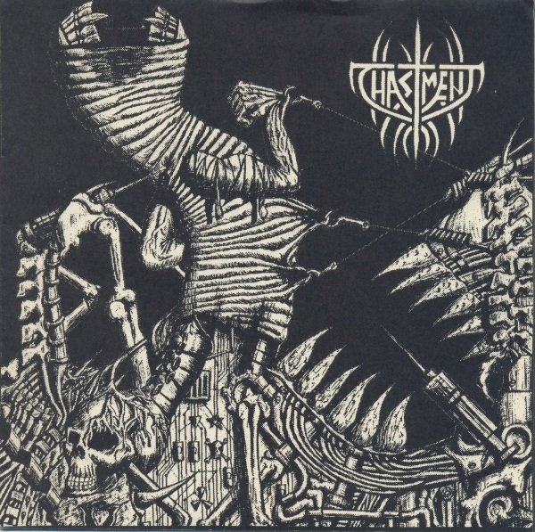 Chastment - Chastment 1990