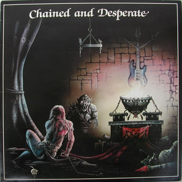 Chateaux - Chained And Desperate - 1983