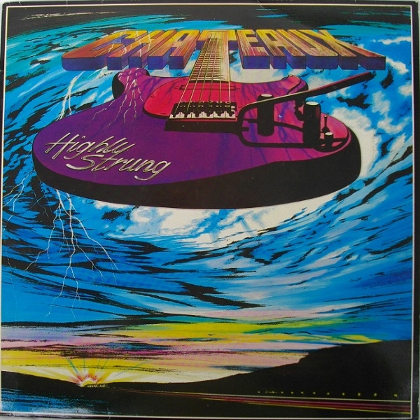 Chateaux - Highly Strung - 1985