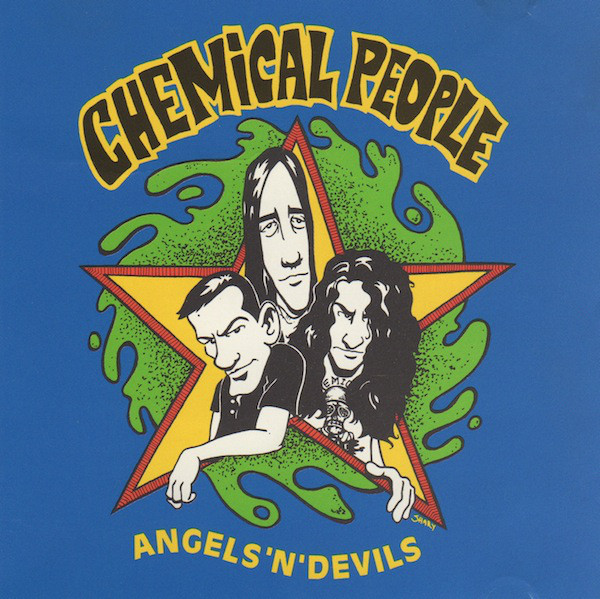 Chemical People - Angels 'N' Devils - 1-3: Ask The Angels 7'', 4-6: Cum, Blister, Bleed 7''