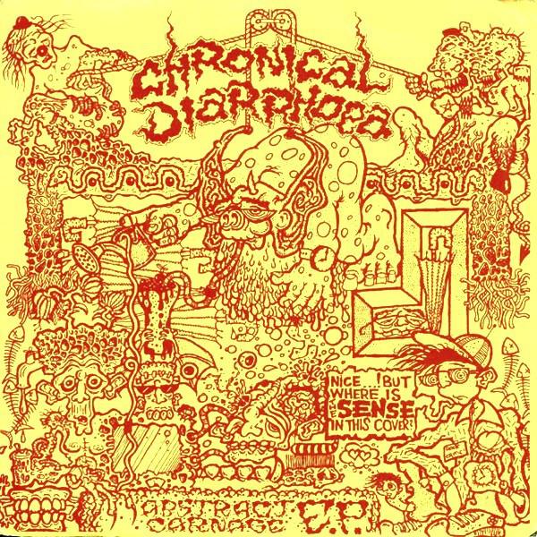 Chronical Diarrhoea - The Last Judgement - 1989
