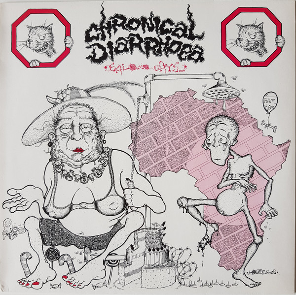 Chronical Diarrhoea - The Last Judgement - 1988