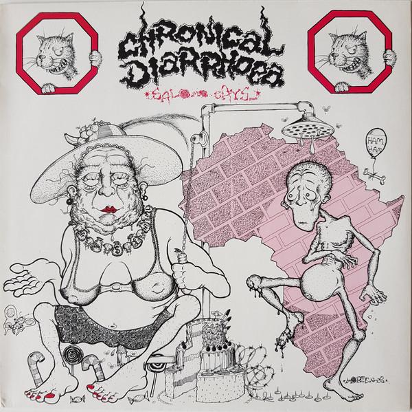 Chronical Diarrhoea - The Last Judgement - 1988