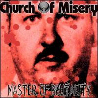 Church Of Misery - Master Of Brutality 2001