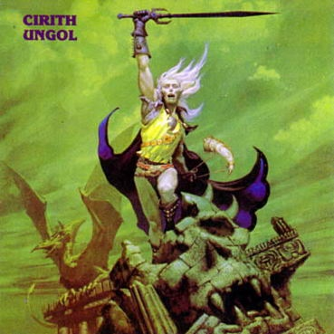 Cirith Ungol - Frost And Fire - 1981