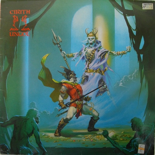Cirith Ungol - King Of The Dead - 1984