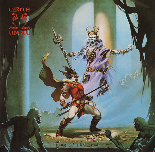 Cirith Ungol - King Of The Dead 1984