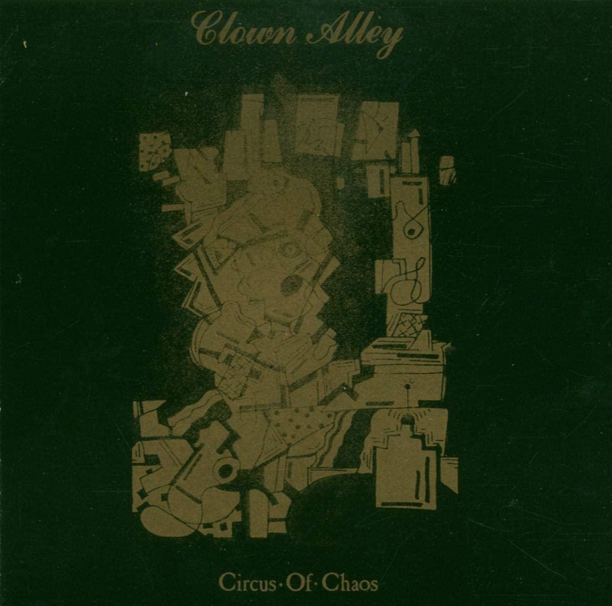 Clown Alley - Circus Of Chaos - 1986