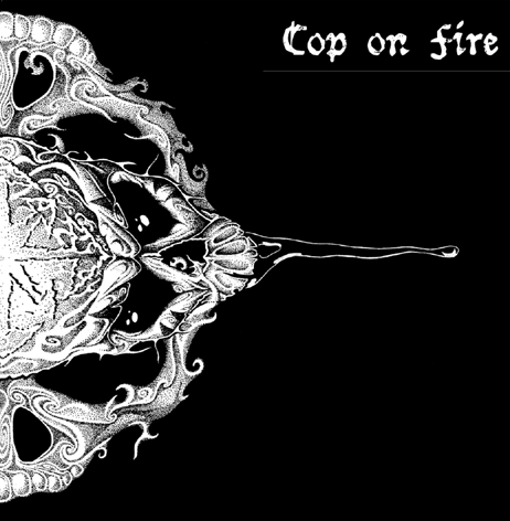 Cop On Fire + Visions Of War - Split LP 2005