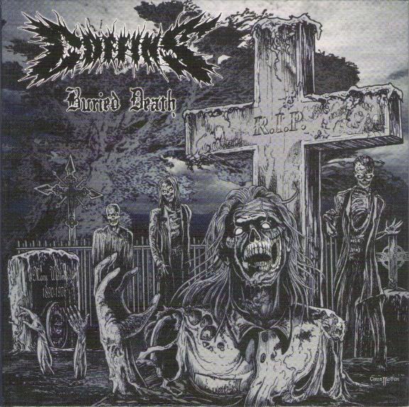 Coffins - Buried Death - 2008