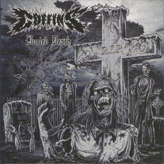 Coffins - Buried Death - 2008