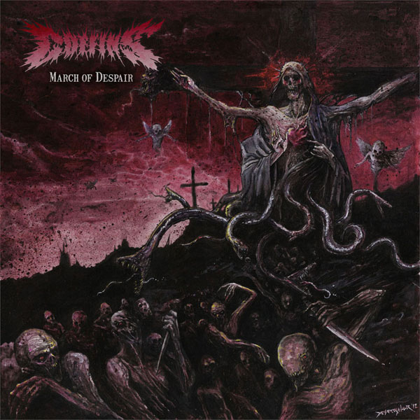 Coffins - March Of Despair - 2012