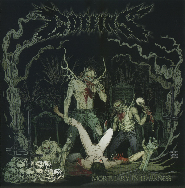 Coffins - Mortuary In Darkness - 2005
