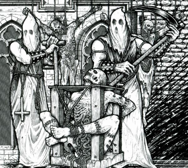 Coffins - Ancient Torture - 2011
