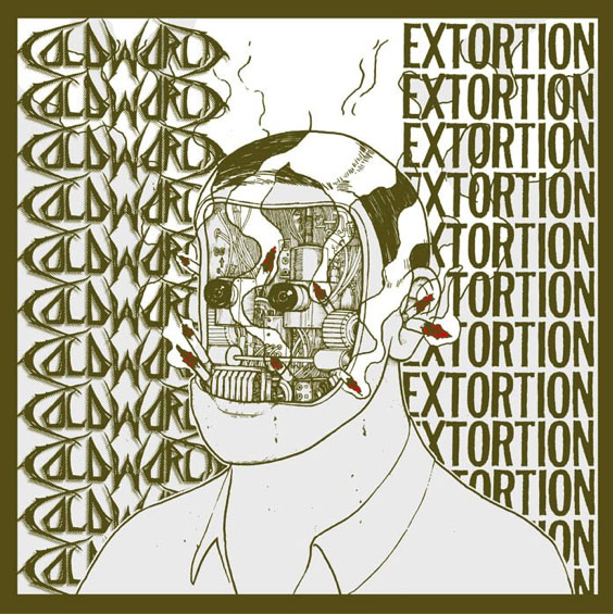 Cold World, Extortion - Extortion / Cold World - 2013