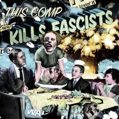 Various Artists - This Comp Kills Fascists Vol. 1 2008