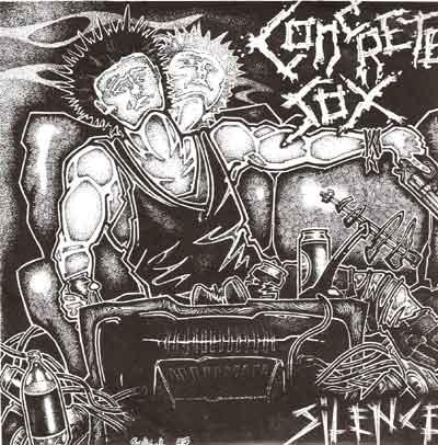 Concrete Sox - Silence - 1997