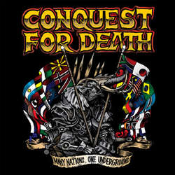 Conquest For Death - Many Nations, One Underground 2013