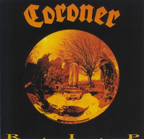Coroner - R.I.P. - 1989