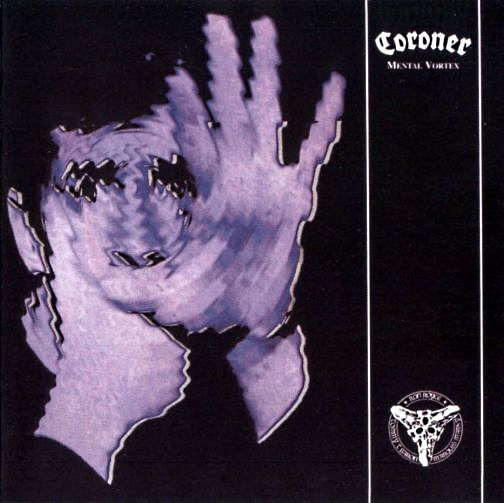 Coroner - Mental Vortex - 1991