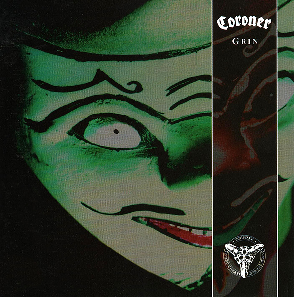 Coroner - Grin 1993